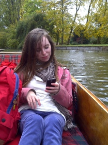 texting at cambridge