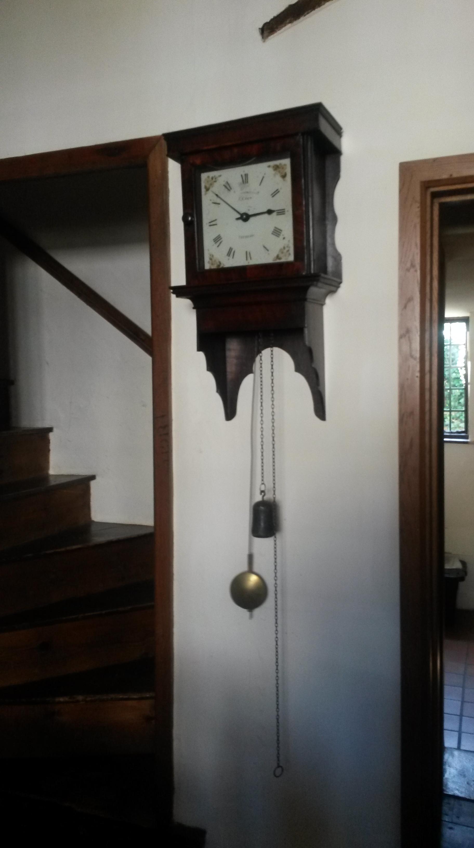 Landmaark kitchen accessories - Kitchen Clock Peake S House Landmark Trust Colchester